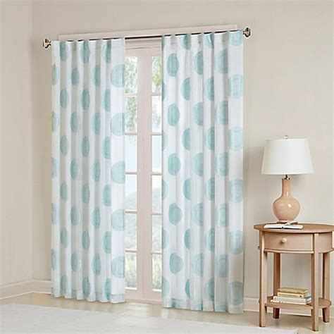 bed bath and beyond yakima madison park yakima rod pocket back tab window curtain