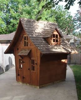storybook cottage playhouse dollhouse cer storybook cottage 2 playhouse shed