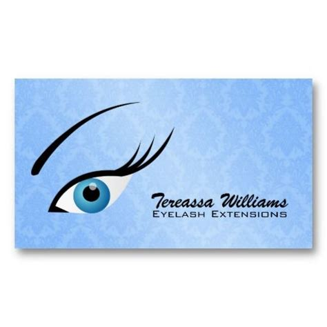 Eyelash Extension Business Card Template by 1000 Images About Eyelash Extension Business Cards On