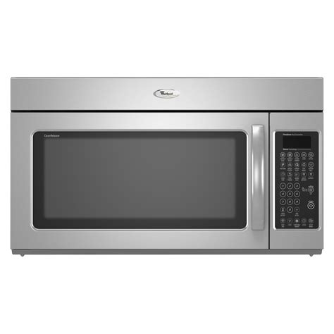 Whirlpool Gold Countertop Microwave by Ge Profile Series 21 Cu Ft Overtherange Sensor Microwave Oven