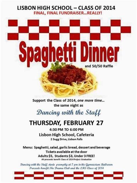 Free Dinner Sale Flyer Template