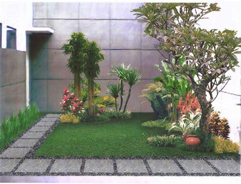 desain gambar taman rumah cantik modern sederhana minimalis desain unik rumah minimalis type