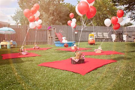 simple picnic ideas
