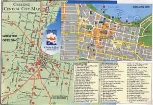 map geelong