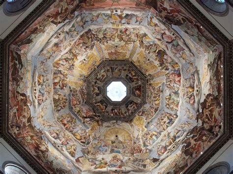 la cupola di brunelleschi alla scoperta degli affreschi della cupola duomo