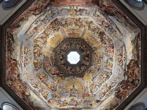 cupola brunelleschi firenze alla scoperta degli affreschi della cupola duomo