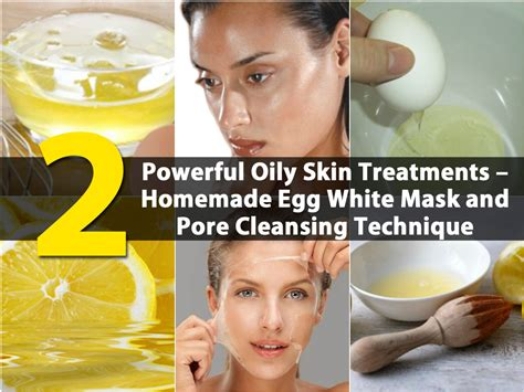 cleansing mask diy the 2 most powerful skin treatments egg white mask and pore cleansing technique