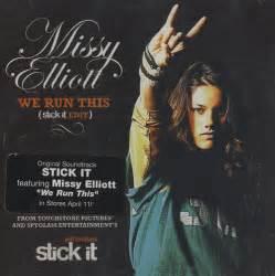 work it promo missy elliott missy misdemeanor elliott we run this stick it edit usa