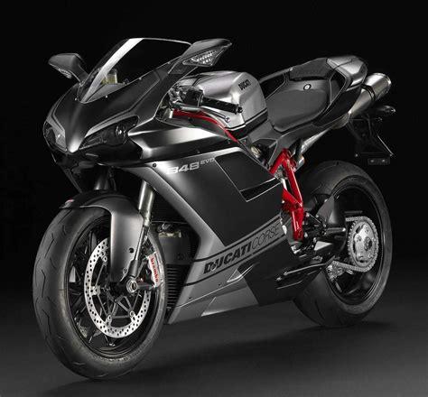 ducati 848 matte black ducati 848 evo corse special edition