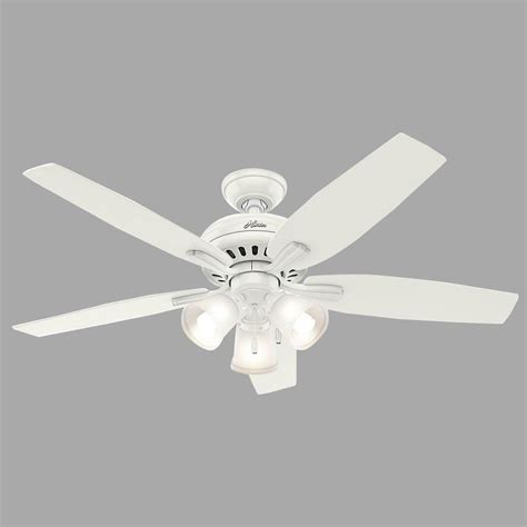 hunter fan company customer service phone number shop hunter dempsey in fresh white indoor flush mount