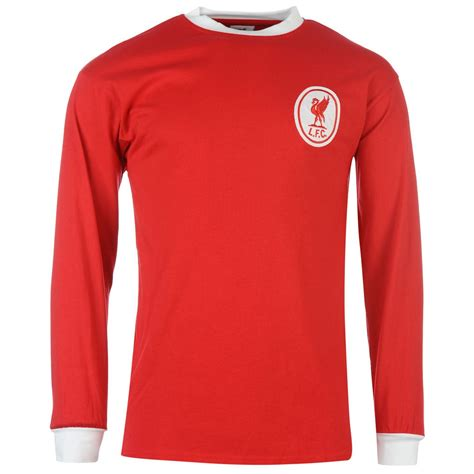 Jersey Retro Liverpool 93 liverpool fc retro 1964 home jersey mens white shirt top football soccer ebay