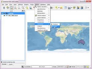 qgis clip tutorial quantum gis qgis tutorials tip clip a raster in an