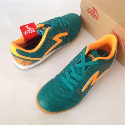 Sepatu Futsal Specs Flora sepatu futsal specs horus in tosca orange original