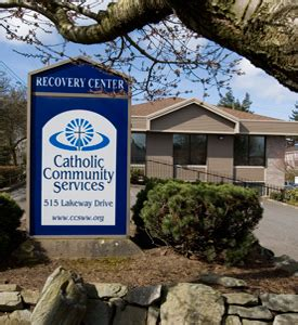 Kitsap Recovery Center Detox by Addiction Recovery Services Catholic Community Services