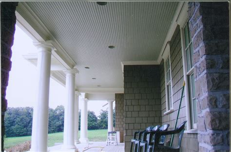 front beadboard porch ceiling the clayton design
