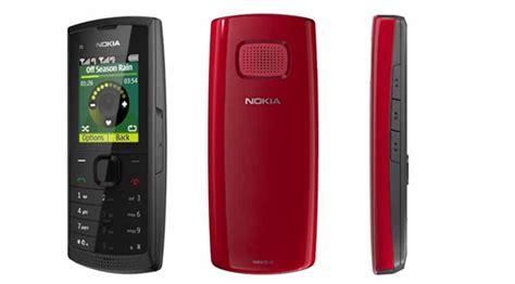 Speaker Hp Nokia nokia x1 01 ponsel dua kartu dengan speaker stereo