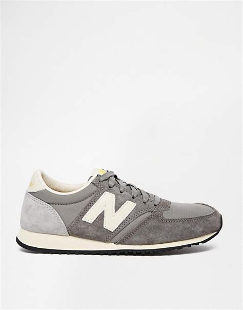 vintage new balance sneakers new balance 420 vintage grey shoes 1611985