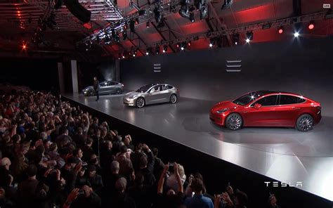 Tesla Events Tesla Model 3 S Gigafactory To Be Inaugurated On July 29