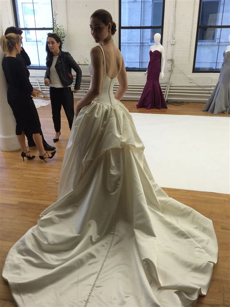 Wedding Blogs by Bridal Market Truly Zac Posen 2015