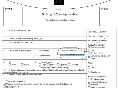 Invitation Letter Form For Schengen Visa Invitation Letter For Schengen Visa Infoinvitation Co