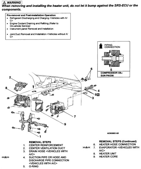 motor auto repair manual 2009 mitsubishi tundra instrument cluster how to replace the heater core in a 02 mitsubishi montero