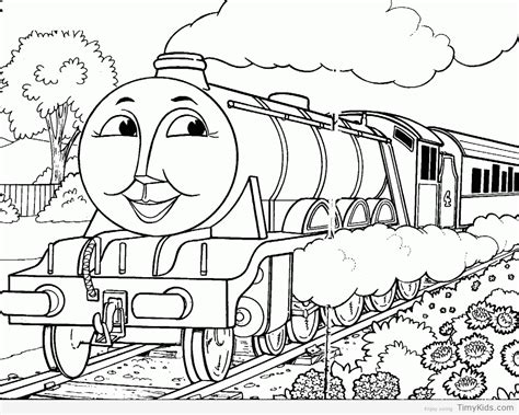 henry train coloring page thomas the train printable coloring pages timykids