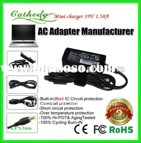 Adaptor Laptop Acer19v 2 15a new arrival 19v 6 15a power adapter for sony lulusoso
