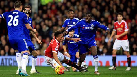 chelsea vs manchester united manchester united vs chelsea match report football