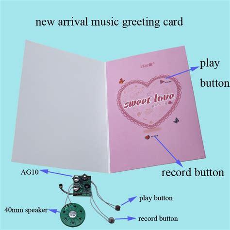 how to make a talking card speaking talking greeting cards buy talking greeting