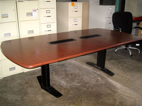 The Desk Doctor by Refinished Conference Table The Desk Doctor