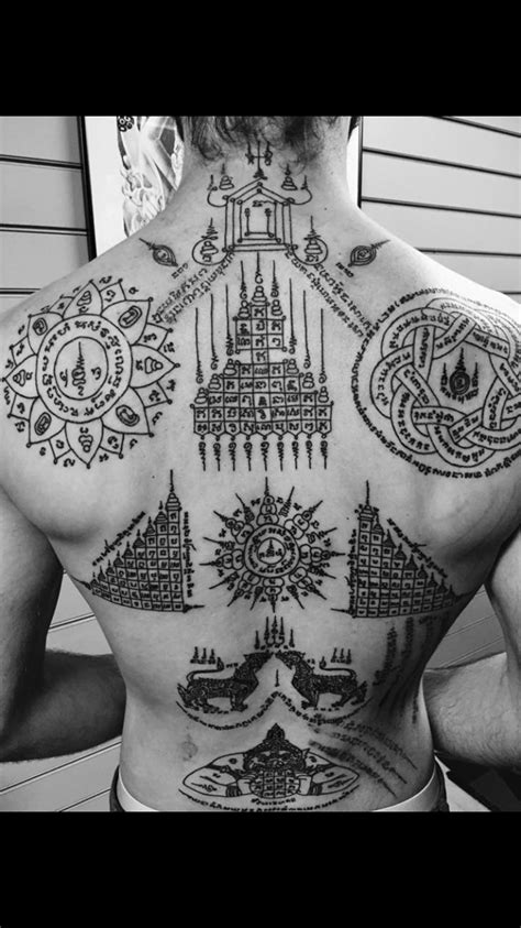 yantra tattoo designs and meanings pat dewan sak yant sak yan tatouage bouddhiste