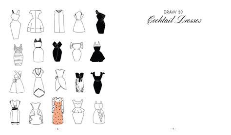 kuo 20 ways to draw a dress