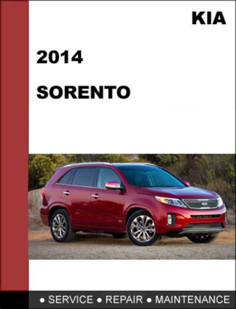 car service manuals pdf 2006 kia sorento security system kia sorento 2014 2 4l 3 3l workshop service factory repair manual http www carservicemanuals