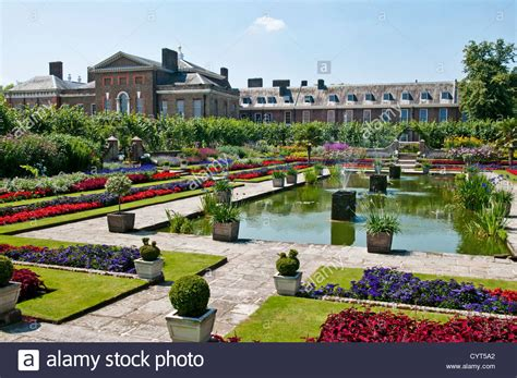 kensington garden kensington palace from the sunken garden kensington