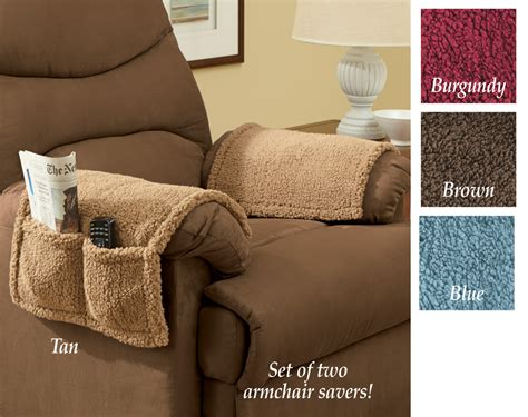 armchair covers collections etc armchair covers with pockets set of 2 ebay