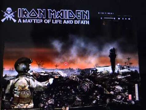 iron maiden a matter of and iron maiden a matter of and