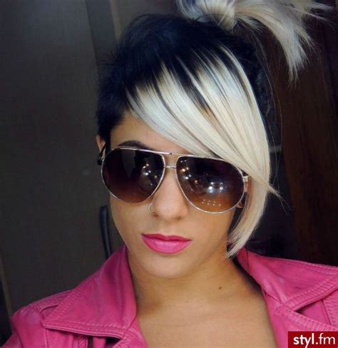 Skunk Hairstyle by 40 Best Ideas About Skunk Hair On Hair