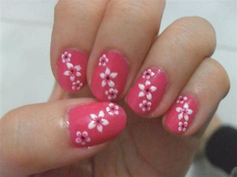 design flower nail 40 exciting nail polish designs slodive
