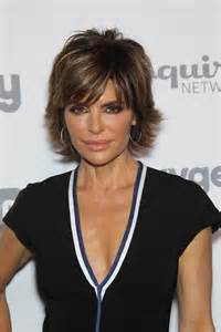rena hairstyles 2015 lisa rinna at 2015 nbc universal cable entertainment