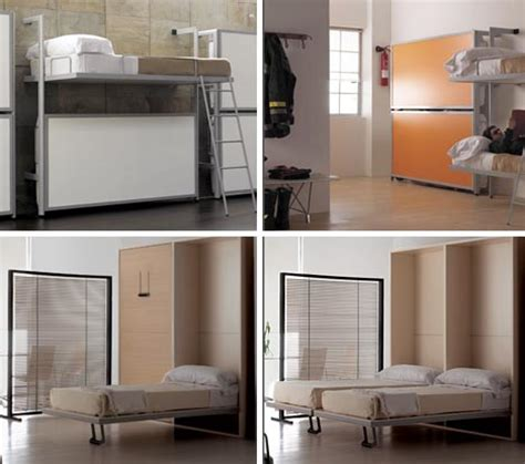 Folding Bed Designs Bedroom Idea Fold Out Loft Bed Designs