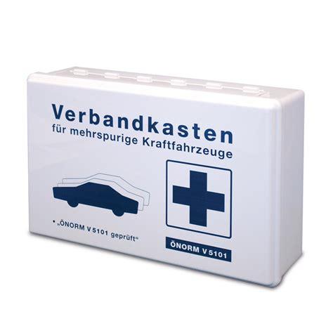 Kfz Verbandkasten Inhalt by 187 Kfz Verbandkasten