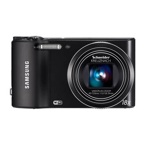 Kamera Samsung Wb150f Samsung Ec Wb150fbpbus 14 2mp 18x Zoom Smart Wi Fi Digital Wb150f Black