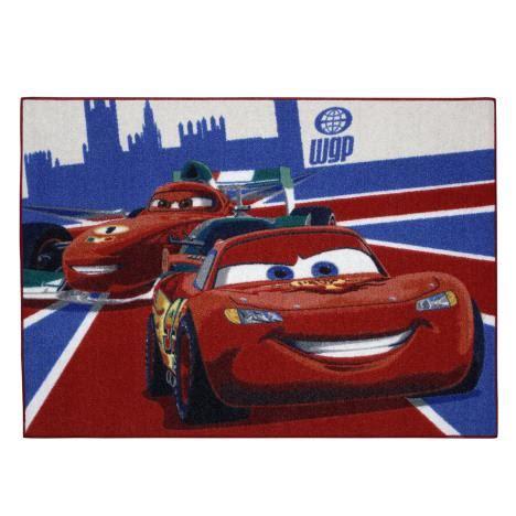 mcqueen rug disney cars lightning mcqueen francesco rug 5414956080156 character brands