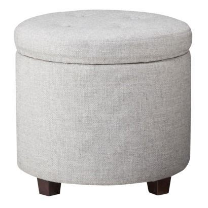 Foot Ottoman Target Tufted Storage Ottoman Gray Textured Weave Threshold Ottomans Target And Foot Rest