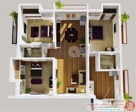 design house wetherby reviews مخططات شقق معاصرة في الشقة 3 ثلاث غرف نوم بحماماتها تخطيط