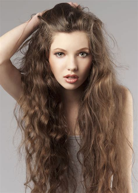 hairstyles curls long hair 60 curly hairstyles to look youthful yet flattering