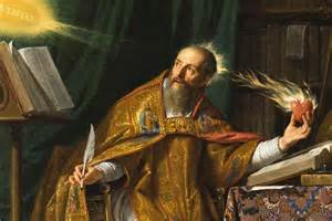 Of St Augustine Confessions Of An Augustine Fan Diocese Of Westminster