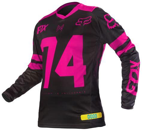 fox racing switch womens jersey size xs