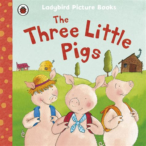 the in the picture a novel books ladybird picture books the three pigs penguin