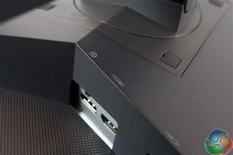 Asus Laptop Hdmi Sound Problem asus rog pg27aq 27 inch 4k g sync display review kitguru part 2